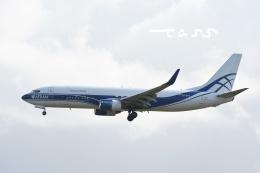 tassさんが、成田国際空港で撮影したアトラン・アヴィアトランス・カーゴ・エアラインズ 737-8AS(BCF)の航空フォト(飛行機 写真・画像)