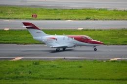 amarumeさんが、成田国際空港で撮影した日本法人所有 HA-420の航空フォト(飛行機 写真・画像)