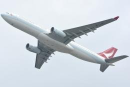 jun☆さんが、香港国際空港で撮影したキャセイドラゴン A330-343Xの航空フォト(飛行機 写真・画像)