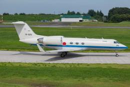 Tomo-Papaさんが、入間飛行場で撮影した航空自衛隊 U-4 Gulfstream IV (G-IV-MPA)の航空フォト(飛行機 写真・画像)