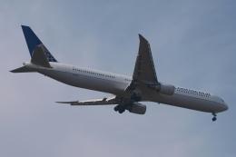 木人さんが、成田国際空港で撮影したコンチネンタル航空 767-424/ERの航空フォト(飛行機 写真・画像)