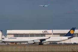 木人さんが、成田国際空港で撮影したルフトハンザドイツ航空 A340-642Xの航空フォト(飛行機 写真・画像)