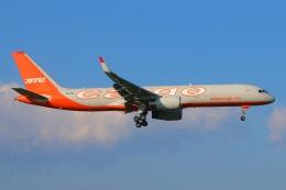 S.Hayashiさんが、成田国際空港で撮影したアビアスター 757-223(PCF)の航空フォト(飛行機 写真・画像)