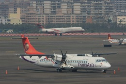 S.Hayashiさんが、高雄国際空港で撮影したトランスアジア航空 ATR 72-600の航空フォト(飛行機 写真・画像)
