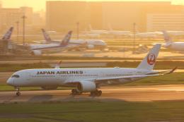 かっちゃん✈︎さんが、羽田空港で撮影した日本航空 A350-941の航空フォト(飛行機 写真・画像)