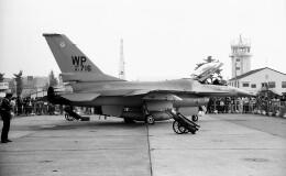 ハミングバードさんが、岐阜基地で撮影したアメリカ空軍 F-16 Fighting Falconの航空フォト(飛行機 写真・画像)
