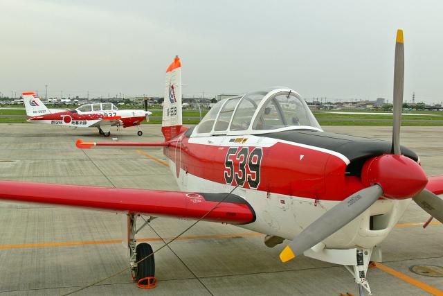 スカルショットさんが、静浜飛行場で撮影した航空自衛隊 T-3の航空フォト(飛行機 写真・画像)