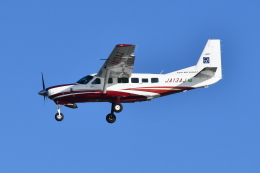 Deepさんが、那覇空港で撮影したアジア航測 208 Caravan Iの航空フォト(飛行機 写真・画像)