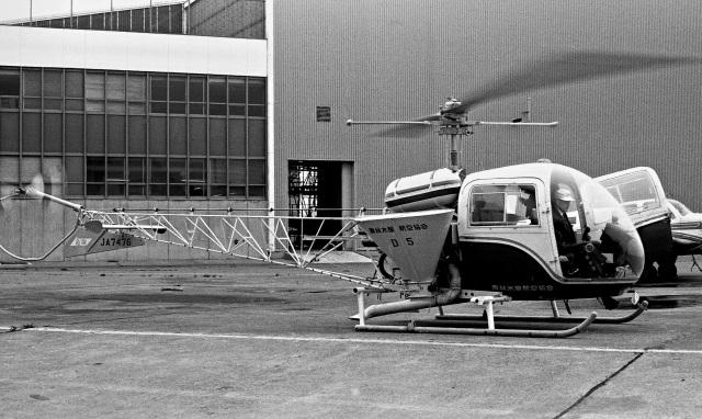 Y.Todaさんが、羽田空港で撮影した農林水産航空協会の航空フォト(飛行機 写真・画像)