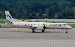 TA27さんが、チューリッヒ空港で撮影したアドリア航空 2000の航空フォト(飛行機 写真・画像)