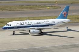 ドガースさんが、中部国際空港で撮影した中国南方航空 A319-132の航空フォト(飛行機 写真・画像)
