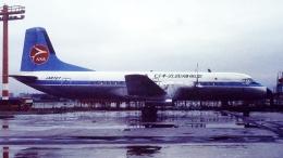 航空見聞録さんが、伊丹空港で撮影した日本近距離航空 YS-11A-213の航空フォト(飛行機 写真・画像)