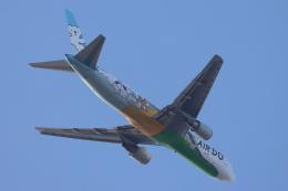imosaさんが、羽田空港で撮影したAIR DO 767-381の航空フォト(飛行機 写真・画像)