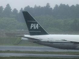 エルさんが、成田国際空港で撮影したパキスタン国際航空 777-2Q8/ERの航空フォト(飛行機 写真・画像)