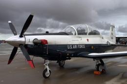 キャスバルさんが、ミラマー海兵隊航空ステーション で撮影したアメリカ空軍 T-6A Texan IIの航空フォト(飛行機 写真・画像)