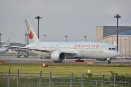 LEGACY-747さんが、成田国際空港で撮影したエア・カナダ 787-9の航空フォト(飛行機 写真・画像)