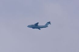 まいけるさんが、厚木飛行場で撮影した航空自衛隊 C-2の航空フォト(飛行機 写真・画像)
