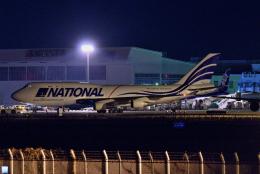 sepia2016さんが、成田国際空港で撮影したナショナル・エアラインズ 747-412(BCF)の航空フォト(飛行機 写真・画像)
