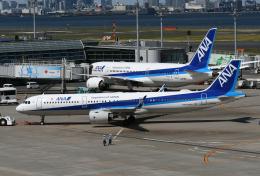 チャーリーマイクさんが、羽田空港で撮影した全日空 A321-272Nの航空フォト(飛行機 写真・画像)