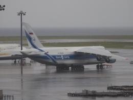 FT51ANさんが、中部国際空港で撮影したヴォルガ・ドニエプル航空 An-124-100 Ruslanの航空フォト(飛行機 写真・画像)