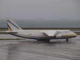 FT51ANさんが、中部国際空港で撮影したアントノフ・エアラインズ An-124-100 Ruslanの航空フォト(飛行機 写真・画像)