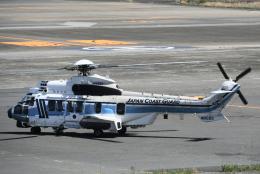 チャーリーマイクさんが、羽田空港で撮影した海上保安庁 EC225LP Super Puma Mk2+の航空フォト(飛行機 写真・画像)