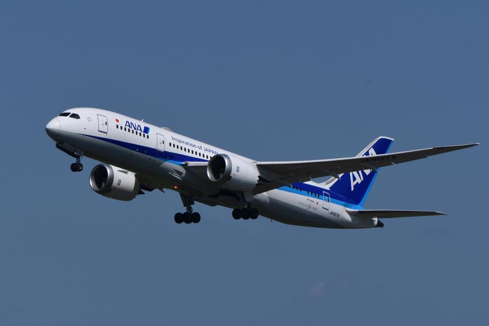 TOPAZ102さんの全日空 Boeing 787-8 Dreamliner (JA807A) 航空フォト
