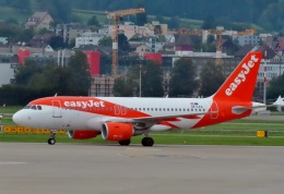 TA27さんが、チューリッヒ空港で撮影したイージージェット・ヨーロッパ A319-111の航空フォト(飛行機 写真・画像)