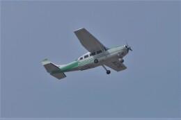 kumagorouさんが、仙台空港で撮影した共立航空撮影 T207A Turbo Stationair 7の航空フォト(飛行機 写真・画像)