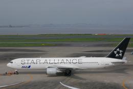 North1973さんが、羽田空港で撮影した全日空 767-381/ERの航空フォト(飛行機 写真・画像)
