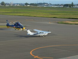 Smyth Newmanさんが、札幌飛行場で撮影した北海道航空 TU206G Turbo Stationair 6 IIの航空フォト(飛行機 写真・画像)