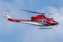 Flankerさんが、小松空港で撮影した石川県消防防災航空隊 412EPの航空フォト(飛行機 写真・画像)