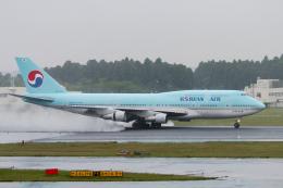 senyoさんが、成田国際空港で撮影した大韓航空 747-3B5の航空フォト(飛行機 写真・画像)