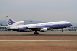 tsubameさんが、熊本空港で撮影したタイ・スカイ・エアラインズ L-1011 TriStarの航空フォト(飛行機 写真・画像)