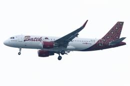 kinsanさんが、スカルノハッタ国際空港で撮影したバティク・エア A320-214の航空フォト(飛行機 写真・画像)