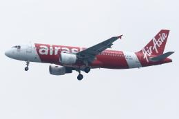 kinsanさんが、スカルノハッタ国際空港で撮影したインドネシア・エアアジア A320-216の航空フォト(飛行機 写真・画像)