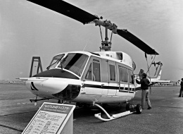 Y.Todaさんが、入間飛行場で撮影した朝日ヘリコプター 214Bの航空フォト(飛行機 写真・画像)