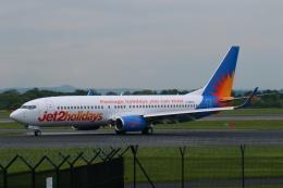 採れたてほしいもさんが、マンチェスター空港で撮影したジェット・ツー 737-85Pの航空フォト(飛行機 写真・画像)