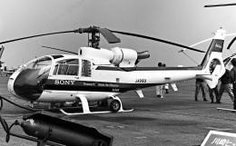 Y.Todaさんが、入間飛行場で撮影したソニーファイナンス インターナショナル SA341G Gazelleの航空フォト(飛行機 写真・画像)