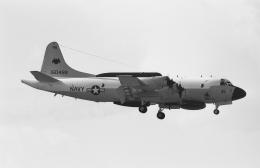 Night Owlさんが、厚木飛行場で撮影したアメリカ海軍 EP-3E Orion (ARIES)の航空フォト(飛行機 写真・画像)