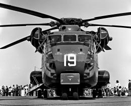 Y.Todaさんが、入間飛行場で撮影したアメリカ海兵隊 CH-53Dの航空フォト(飛行機 写真・画像)
