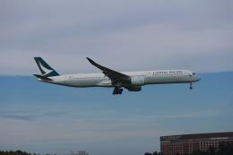Love NRTさんが、成田国際空港で撮影したキャセイパシフィック航空 A350-1041の航空フォト(飛行機 写真・画像)