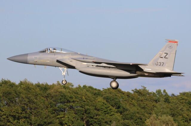 VIPERさんが、千歳基地で撮影したアメリカ空軍 F-15C-31-MC Eagleの航空フォト(飛行機 写真・画像)
