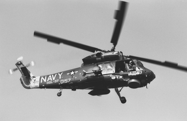Night Owlさんが、厚木飛行場で撮影したアメリカ海軍 SH-2F Seaspriteの航空フォト(飛行機 写真・画像)