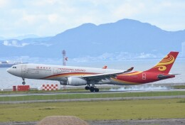 M.Tさんが、関西国際空港で撮影した香港航空 A330-343Xの航空フォト(飛行機 写真・画像)