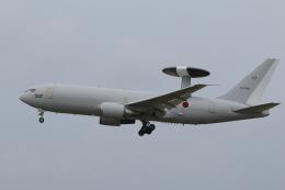 nori-beatさんが、浜松基地で撮影した航空自衛隊 E-767 (767-27C/ER)の航空フォト(飛行機 写真・画像)