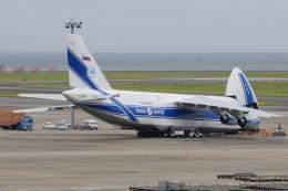 きんめいさんが、中部国際空港で撮影したヴォルガ・ドニエプル航空 An-124-100 Ruslanの航空フォト(飛行機 写真・画像)