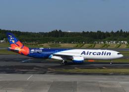 チャーリーマイクさんが、成田国際空港で撮影したエアカラン A330-941の航空フォト(飛行機 写真・画像)