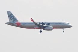 S.Hayashiさんが、クアラルンプール国際空港で撮影したジェットスター・アジア A320-232の航空フォト(飛行機 写真・画像)