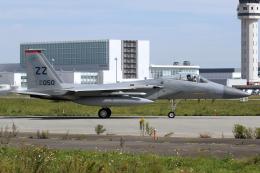 Echo-Kiloさんが、千歳基地で撮影したアメリカ空軍 F-15C-32-MC Eagleの航空フォト(飛行機 写真・画像)